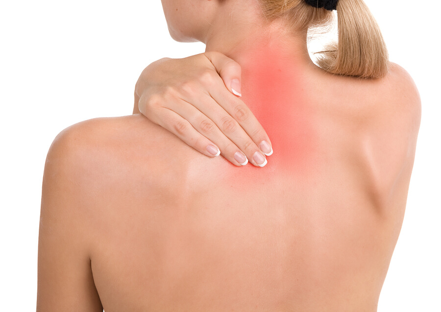 back, neck, shoulder pain