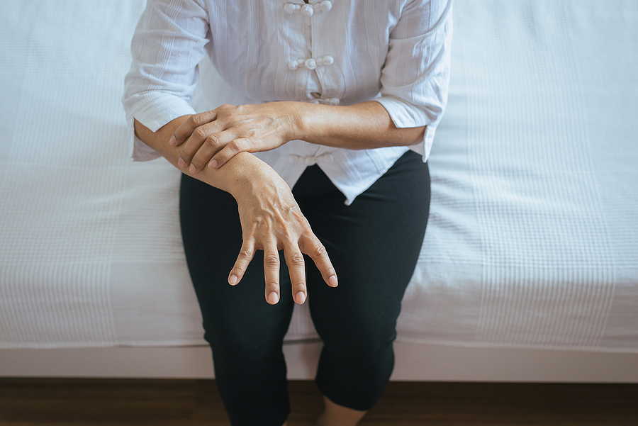 natural relief of Parkinson's disease symptoms from NUCCA doctors