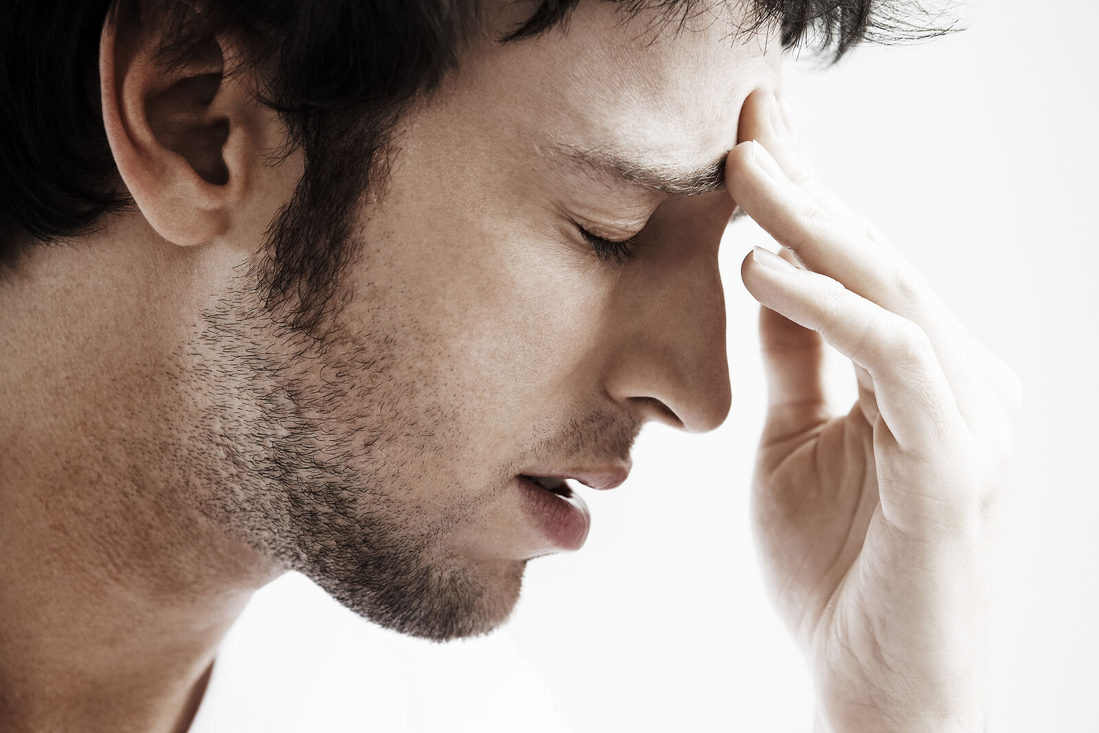 Causes of Migraines in Men