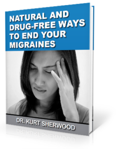 Free Migraine Headache Relief eBook from Renton chiropractor Dr. Kurt Sherwood